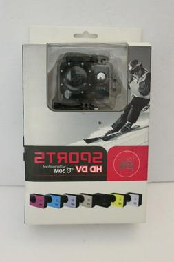 """HD 1080P Water-resistant Camera 2"""" TFT 12MP Camcorder Sports"""