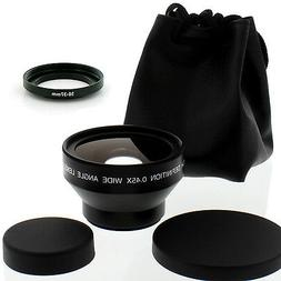 Albinar HD 37mm  30mm Wide Angle Lens w/ Macro for SONY HAND