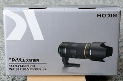 PENTAX HD D FA*70-200mm F2.8ED DC AW Lens