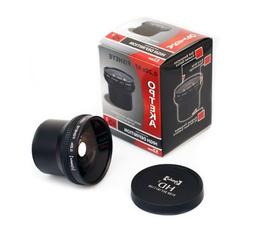 Opteka HD2 0.20X Professional Super AF Fisheye Lens for Sony