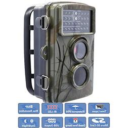 ALZWZ Hunting Camera 720P HD Field Tracking Multi-Function I