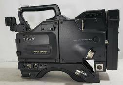 Sony Hyper HAD DXC-537A TV Broadcast Camera - Body Only, No