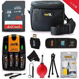 Accessories Bundle Kit for Nikon Coolpix L340 L330 L320 L840