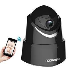 KEEKOON HD 1080P Wireless/Wired WiFi IP Camera, Baby Monitor