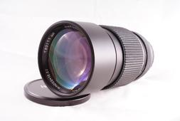 JCPENNEY 200mm 1:3.3 f3.3 manual lens for Minolta Manual  SL