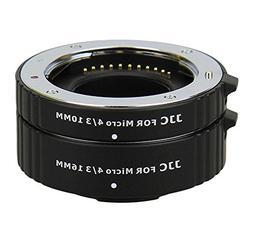 JJC AET-M43S Auto Focus Automatic Extension Tubes , compatib