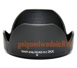 FS Fahm JJC LH-DA18 Lens hood for Tamron 18-270mm f/3.5-6.3