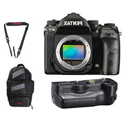 Pentax K-1 36.4MP Full-Frame CMOS Sensor DSLR Camera  + Pent