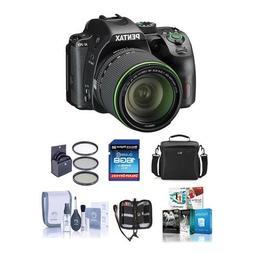 Pentax K-70 24MP Full HD DLR Camera with SMCP-DA 18-135mm f/