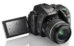 Pentax K-70 All Weather HD Wi-Fi Digital SLR Camera & 18-55m