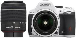 Pentax K-50 16MP Digital SLR Camera Kit with DA L 18-55mm WR