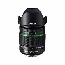 Pentax K-Mount DA 18-270mm f3.5-6.3 ED SDM Interchangeable L