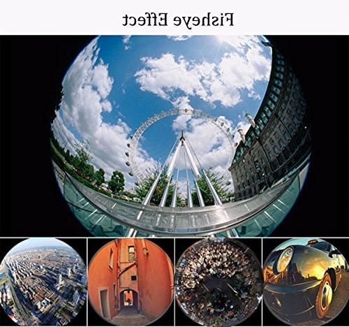 Apexel Camera Lens Telephoto Wide Angle & + Wireless Mini + Phone Holder iPhone Plus Samsung Galaxy Plus