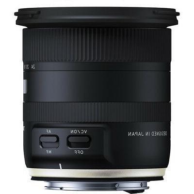 Tamron 10-24mm f/3.5-4.5 II HLD for Nikon Digital Cameras NEW!