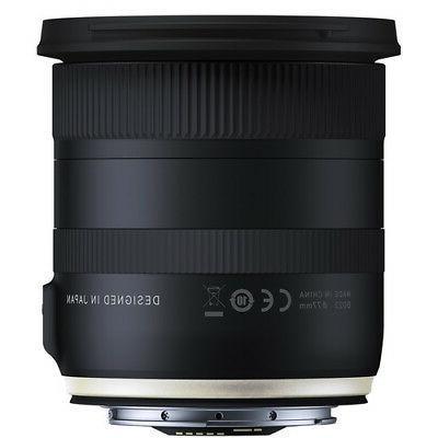 Tamron 10-24mm Di for Nikon