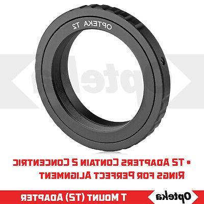 Opteka Telephoto Lens for Sony E-Mount SEL Cameras