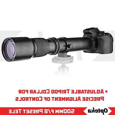 Opteka Lens for Mount Cameras