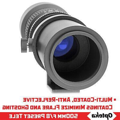 Opteka Telephoto Lens for Canon EOS Mount Cameras