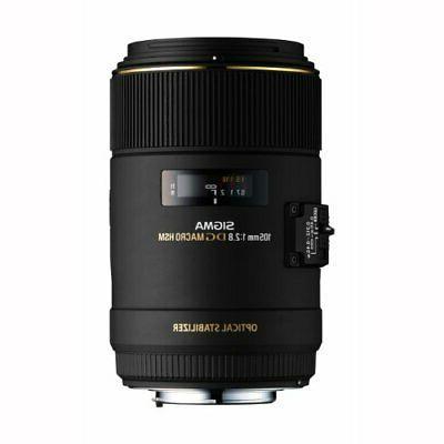 Sigma 105mm DG Macro Lens for Canon