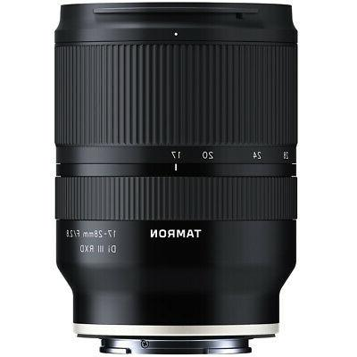 Tamron III RXD Lens For Sony Full