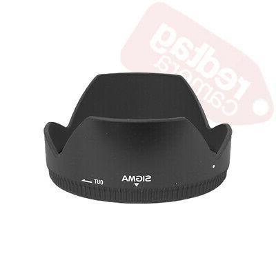Sigma DC OS HSM Lens Nikon with APS-C