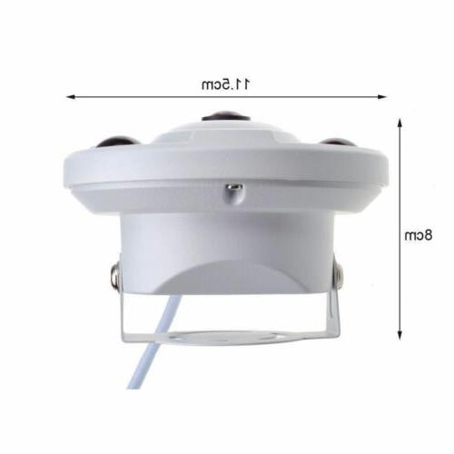2.0MP 1080P HD CCTV Security Wide 6PCS LEDs