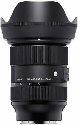 Sigma 24-70mm F2.8 DG DN Art Sony E Mount