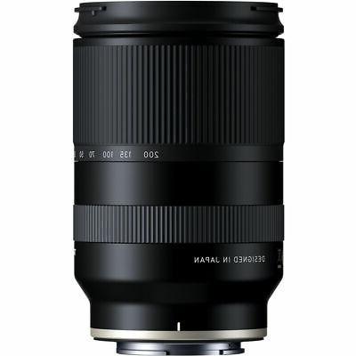 Tamron f/2.8-5.6 III Lens Sony