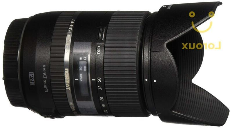 Tamron Vc For Canon Ef