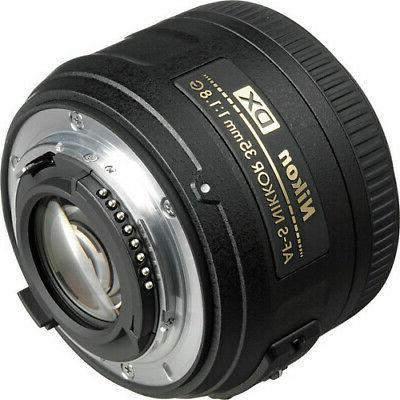 Nikon AF-S 35mm f/1.8G Nikon DSLR