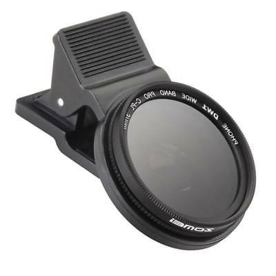 US 37mm Cell Phone Camera CPL Filter Circular Polarizer Lens