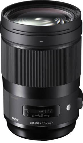 Sigma f/1.4 DG HSM Art for Sony E