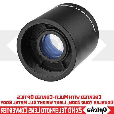 Opteka Lens for EF Mount Cameras