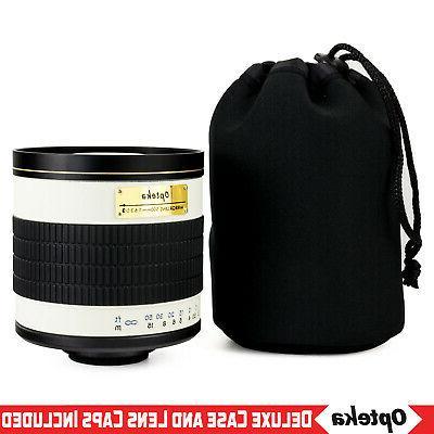 Mirror Lens Canon EF EOS