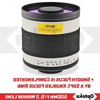 Mirror Canon EF DSLR Cameras