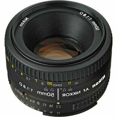 Nikon Nikkor Lens for Digital Cameras Brand
