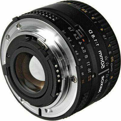 Nikon f/1.8D AF Nikkor Lens Digital SLR Cameras Brand New