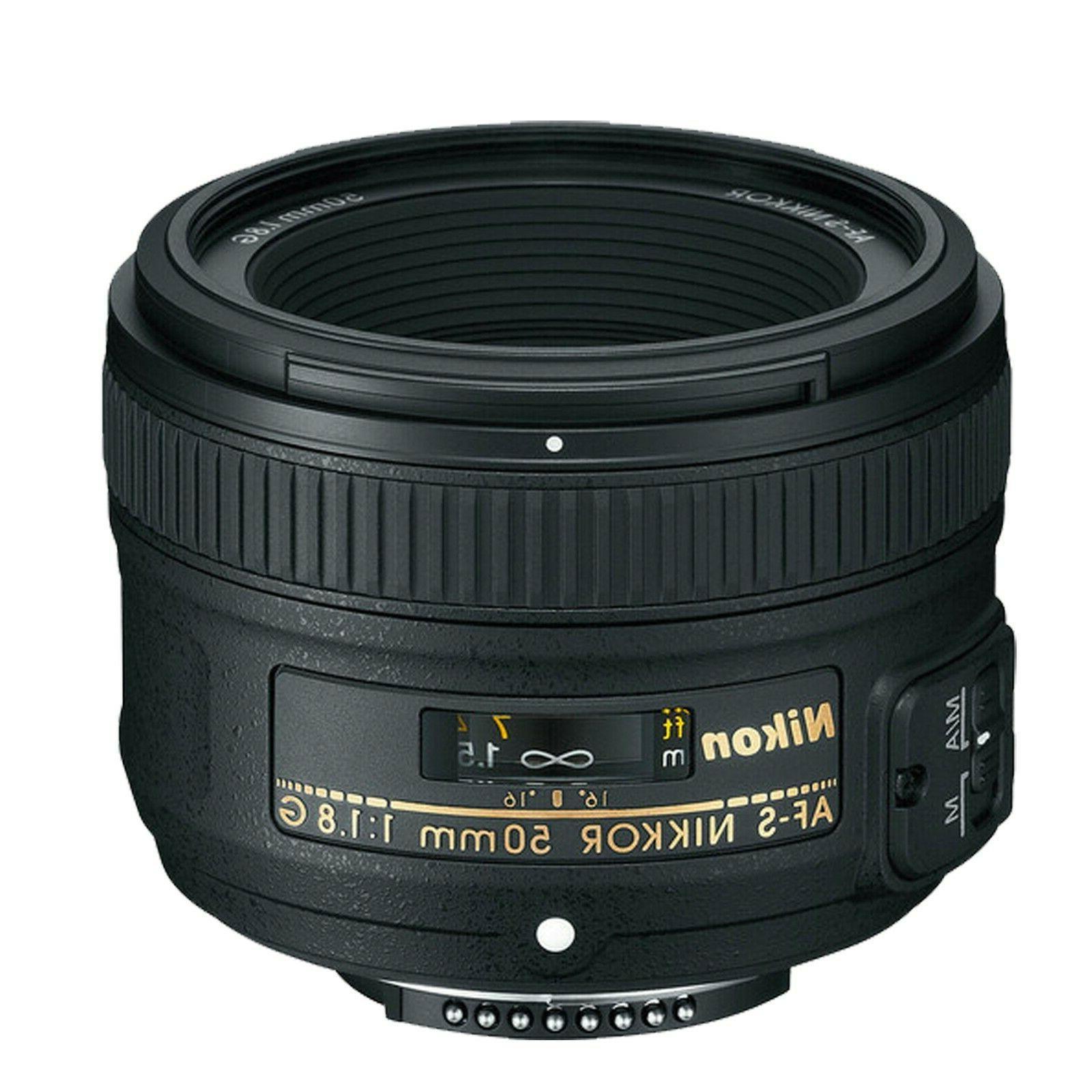 Nikon 50mm NIKKOR Digital SLR Cameras