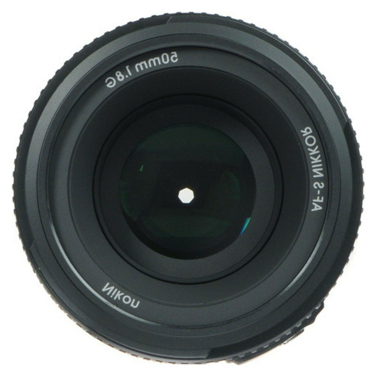 Nikon 50mm NIKKOR Lens for Digital