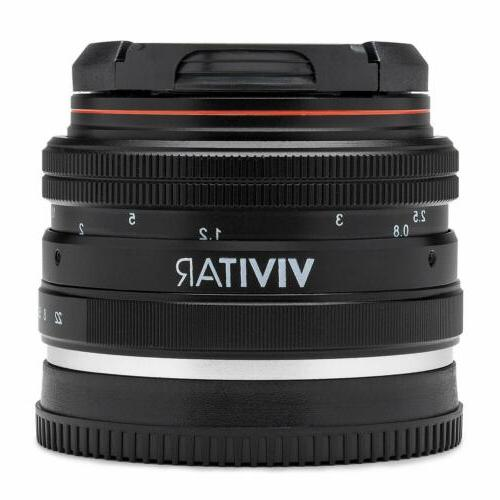 50mm f 2 0 lens for sony