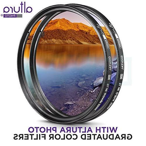 52MM for DSLR with and Wide Angle