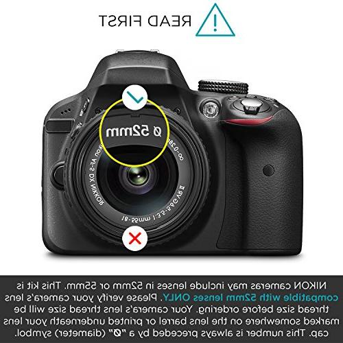 for Nikon DSLR with Altura and