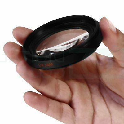 Vivitar 52MM 0.43x Angle Nikon