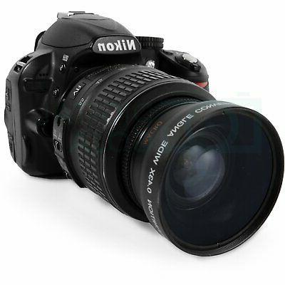 Vivitar 52MM Angle with Nikon