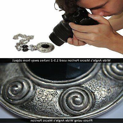 Angle Lens with Nikon