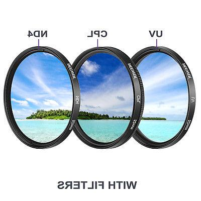 52mm Wide Set Canon