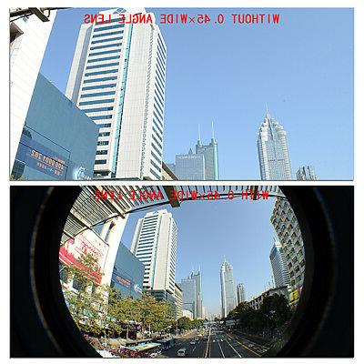 Neewer 58mm HD Wide Angle Macro EOS 60D