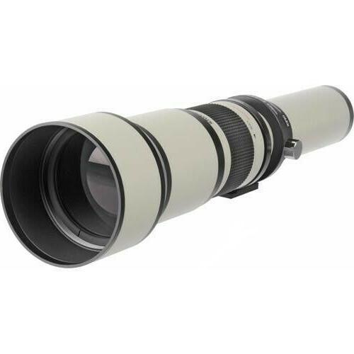 Bower 650-1,300mm F/8 TS Lens