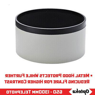 Opteka 650-2600mm Super Zoom Lens for Samsung NX1 NX2000 NX300