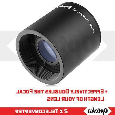 Opteka Zoom Lens NX NX1 NX300